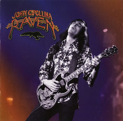 John Cipollina - Raven (1980 great us west coast rock - 2006 reissue - Flac)
