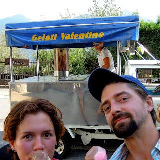 italian ice cream truck