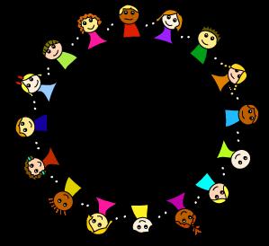 PAGE 3 PEACE PEACE Global Kid Rainbow Borders Samples To SAVE