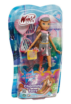 TOYS : JUGUETES - WINX CLUB  Charming Fairy - Flora | Muñeca | Hada Encantadora  Producto Oficial | Giochi Preziosi | A partir de 3 años  Comprar en Amazon