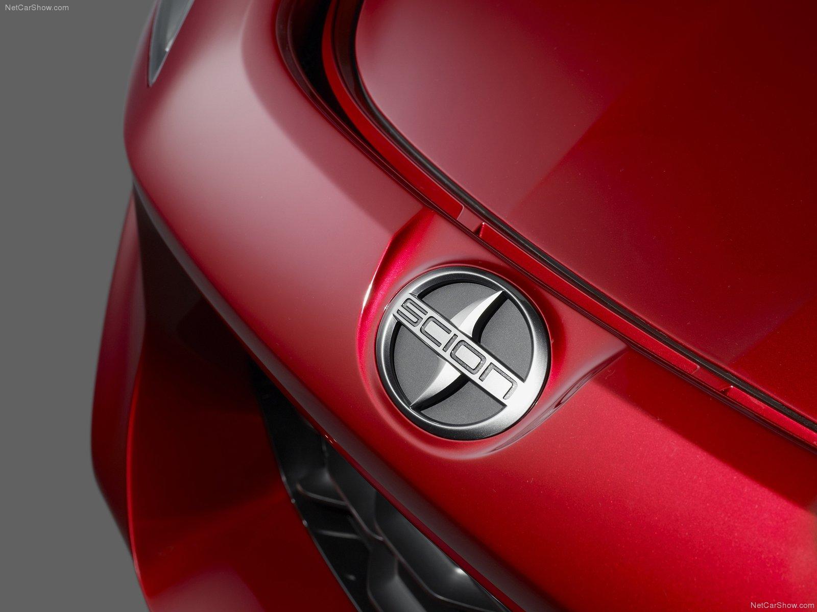 Hình ảnh xe ô tô Scion FR-S Concept 2011 & nội ngoại thất