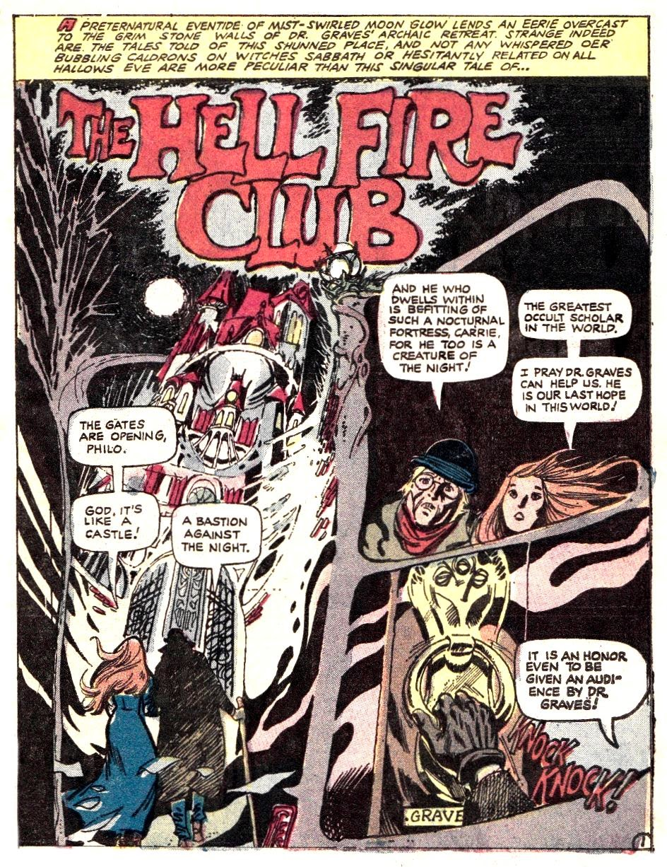 The Hellfire Club - Voodoo Magic