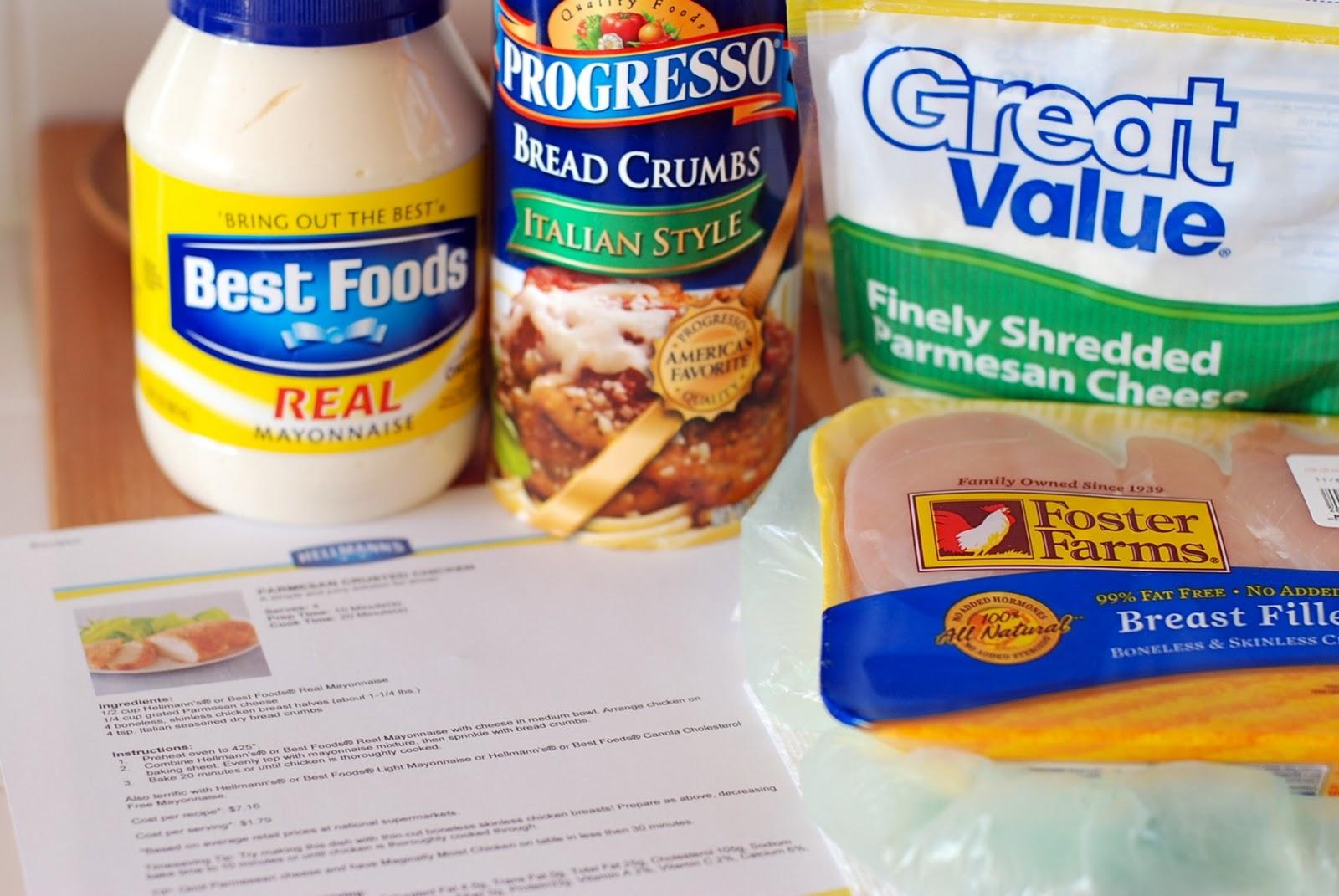 Chicken bread crumbs recipes easy