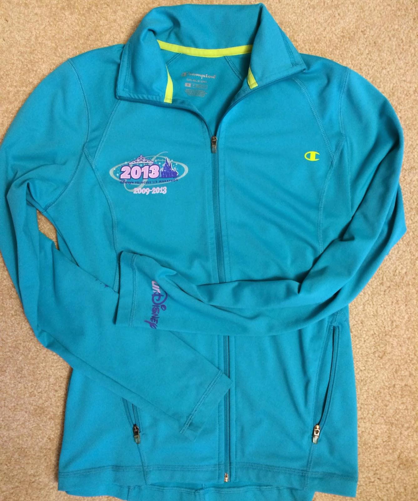 2013 Full Zip Jacket