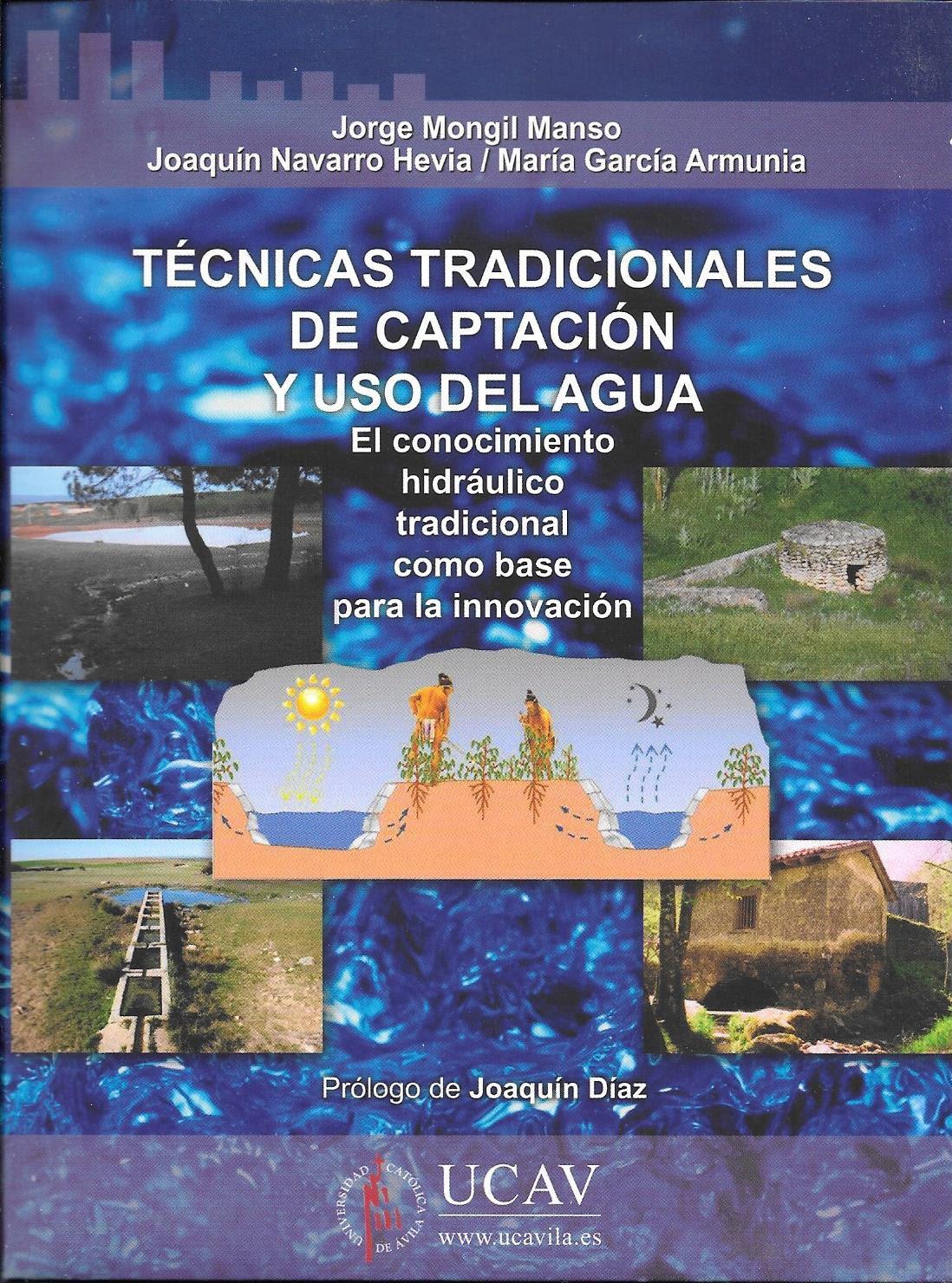 Técnicas tradicionales de captación y uso del agua