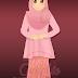 Tempahan Design Doodle Fesyen Muslimah