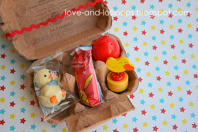 Love and lollipops easter egg boxes easter egg boxes negle Choice Image