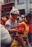 THOMAS Q KIMBALL WA8UNS USA Athletic Club de Boulogne Billencourt ACBB Cyclisme 1986.