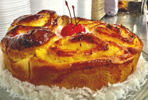 Receita de Rosca doce de padaria