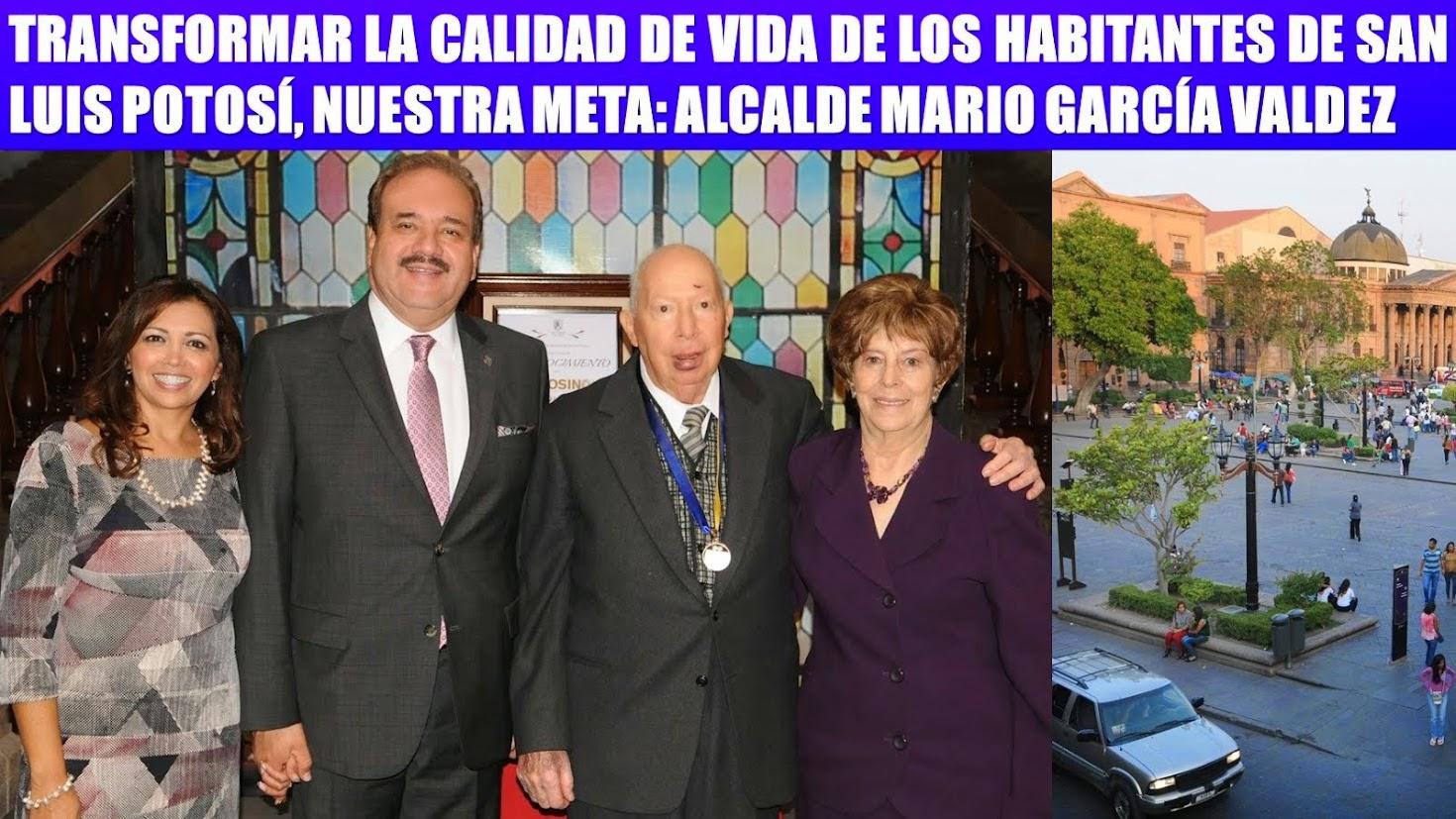 TRANSFORMANDO A SAN LUIS POTOSÍ.