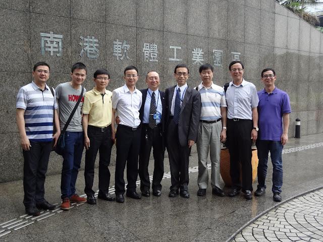 晉江市三創文化園區參訪