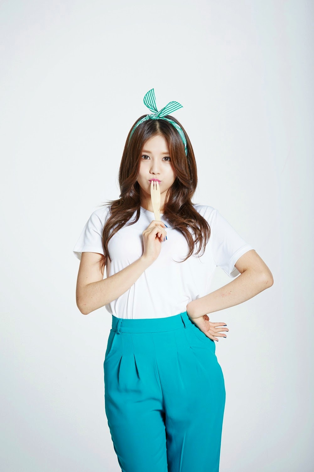 AoA Hyejeong Slimmy Lunch Box