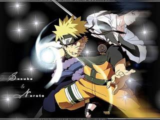 Wallpaper Naruto Uzumaki Shippuden