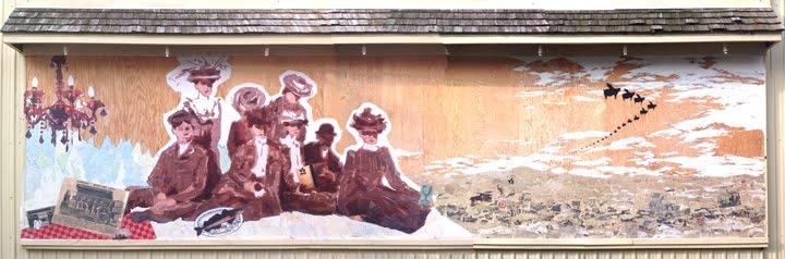 murale du beaux Lieux