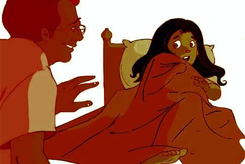 Acusado de violar a niña de 4 años