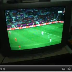 วิธีดูบอลยูโรแบบไม่ต้องติดจานGMMZ ใช้แค่ที่ชาร์ตแบตโนเกีย Euro 2012 in Thailand