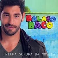 CD Trilha Sonora Novela Balacobaco