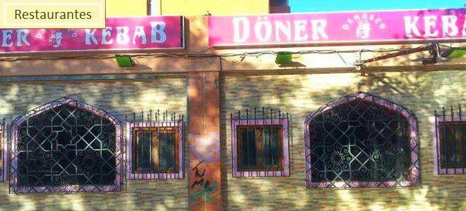 Damasco Doner Kebab - ComeyBebeenAlicante