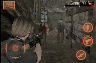Resident Evil 4 Mod Apk + Data