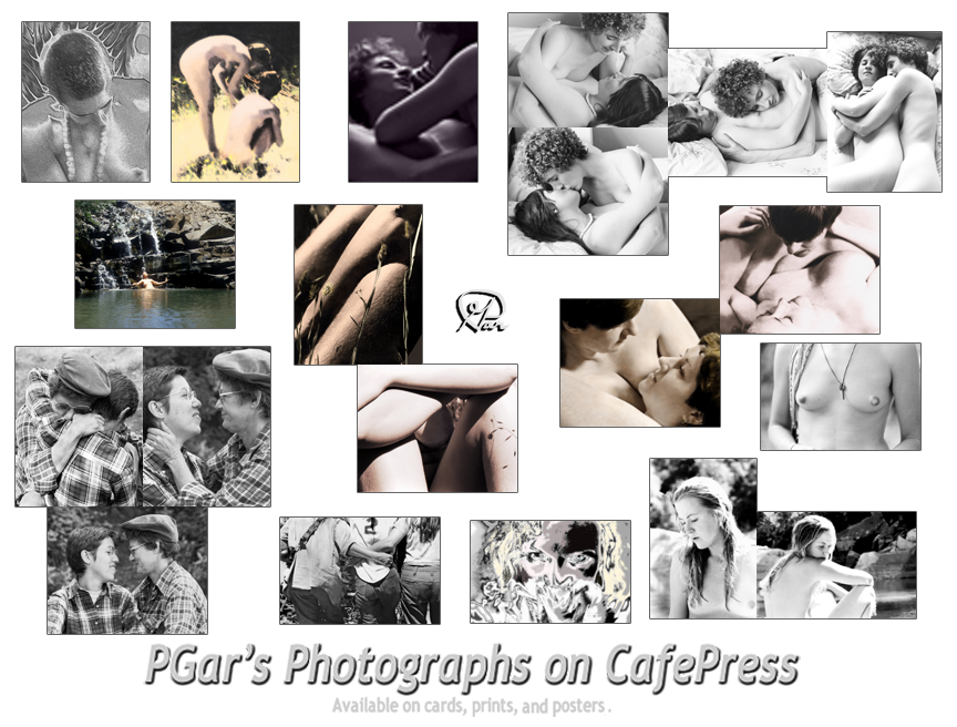 PGar's Photographs on CafePress