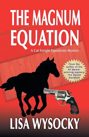 http://www.amazon.com/The-Magnum-Equation-Enright-Equestrian/dp/1935270257/ref=sr_1_1?ie=UTF8&qid=1399315018&sr=8-1&keywords=the+magnum+equation