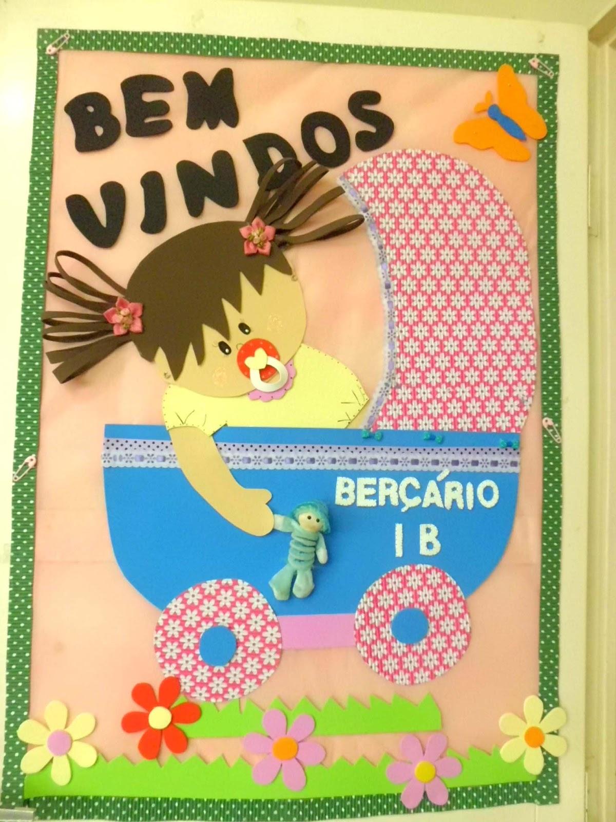 COMPARTILHANDO SABERES NA EDUCAÇÃO INFANTIL DECORAÇÃO DE SALA 2013  cont -> Decoracao Banheiro Educacao Infantil