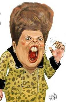 Mussolini manda dizer à tia Dilma que não aceita investigação sobre Copa de 1934