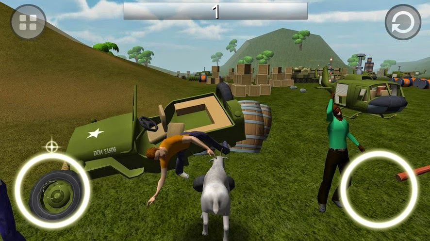Goat Rampage Simulator APK Download