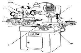 التجليخ السطحي - grinding surface