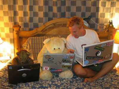 smiješne slike laptopi igračke