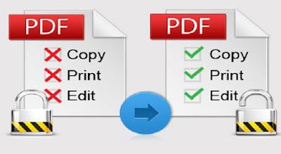 Cara Menghapus Password File PDF