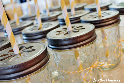 ... Country Baby Shower Used Them. You Can Buy These Lids Separate From  Mason Jars And Use Them As Lids For Cute Drinks. Thanks For The Great Ideas  A ...