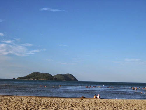 Cho thuê xe đi Biển Quất Lâm Nam Định 2