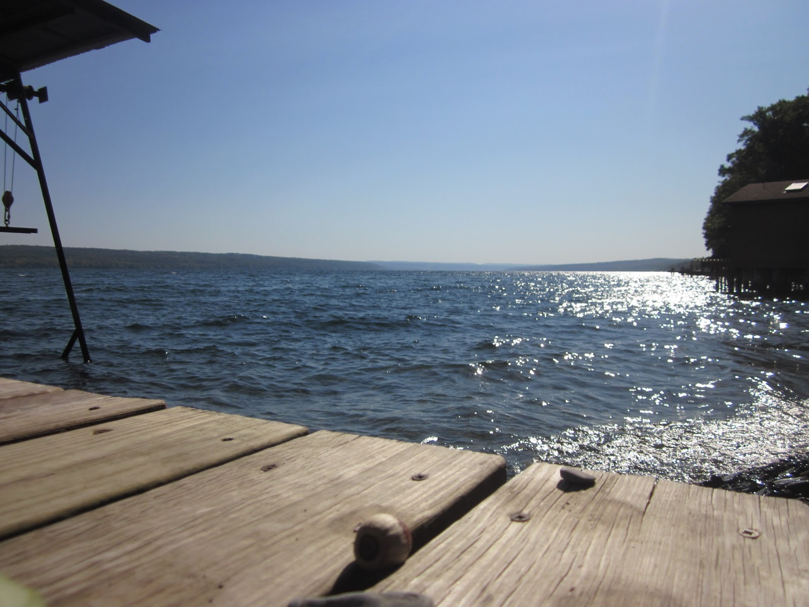 Let\'s Do Lunch: My Haven @ Cayuga Lake