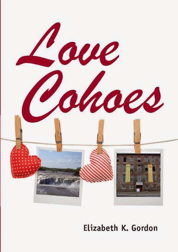 New book - Love Cohoes