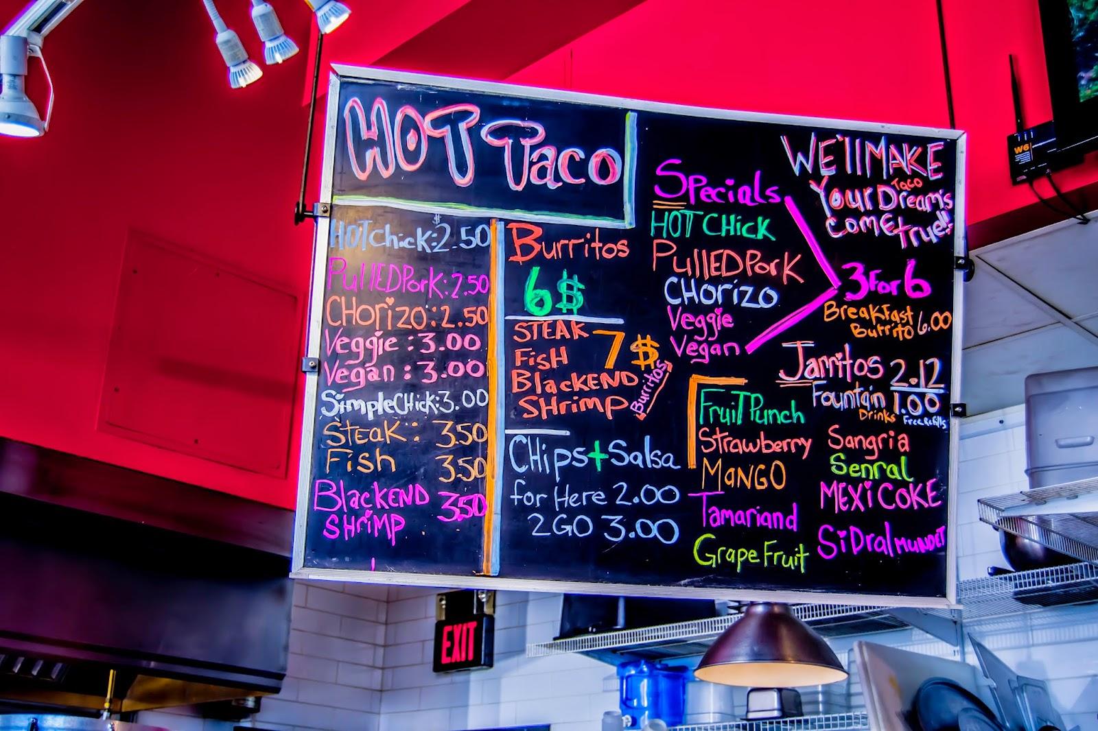 hot taco detroit