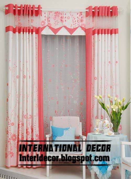 Best Curtains Colors for kids room - kids room Curtain designs