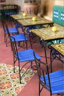 sillas para cafetería