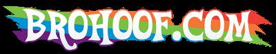 Brohoof.com's logo