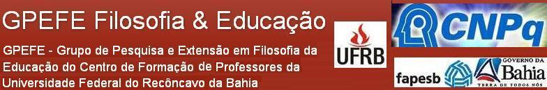 GPEFE Filosofia & Educação