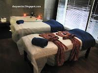 Sompoton Spa, InterContinental Kuala Lumpur, massage, KLCC, treatment,