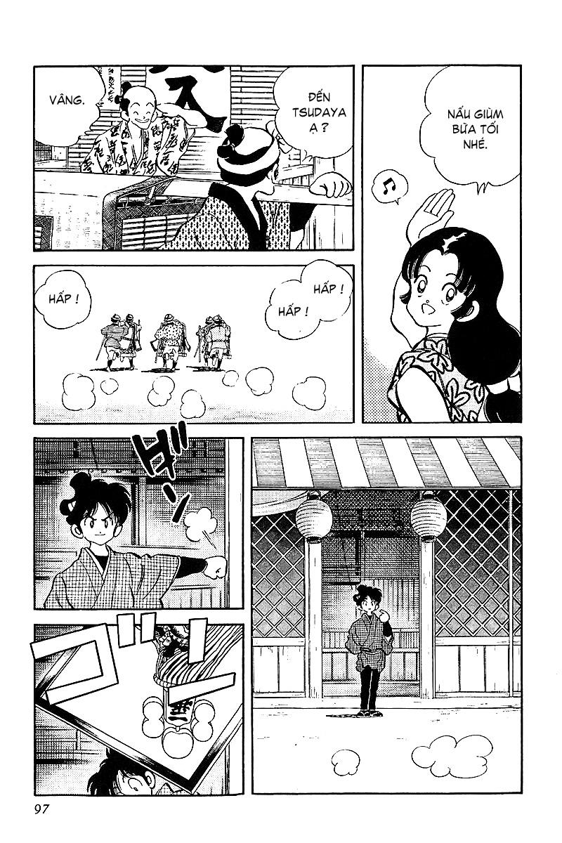 Nijiiro Togarashi - Ớt Bảy Màu chap 23 - Trang 3