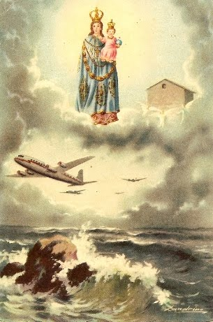 Padroeira dos Aviadores