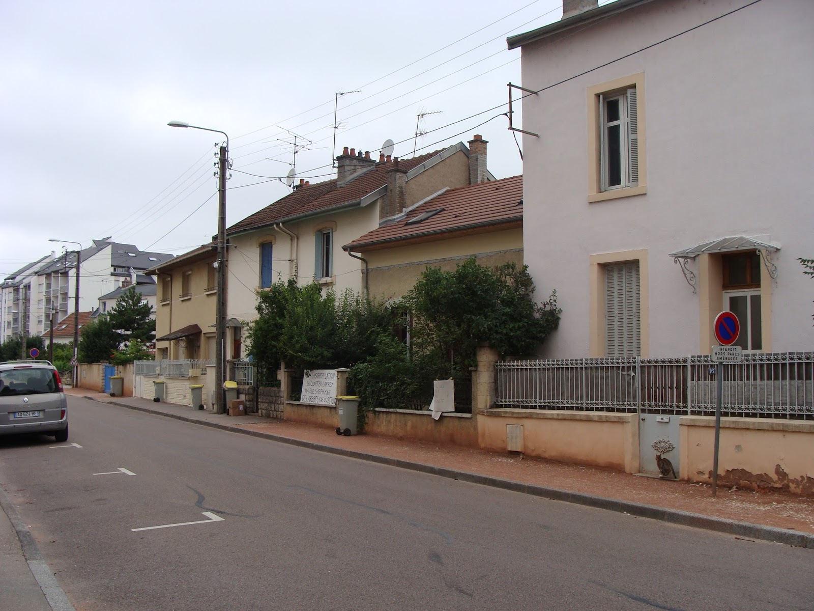 Dijon blog beton la rue de larrey for Dijon beton tarif