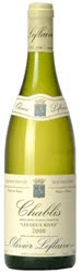 1992 - Chablis Les Deux Rives 2008 (Branco)