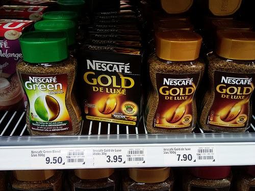 neskaffe / kawa rozpuszczalna