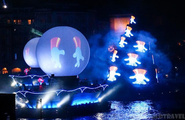 Disney Sea, 迪士尼海洋, 夜間匯演