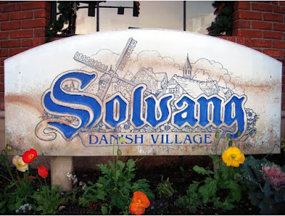 Solvang; California; Estados Unidos