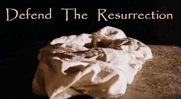 DEFEND THE RESURRECTION + THE OCTAVE OF EASTER GOSPELS