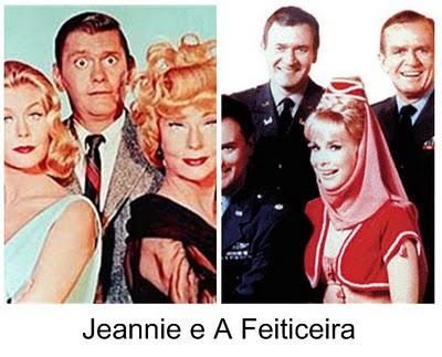 Jeannie é um Gênio e A Feiticeira